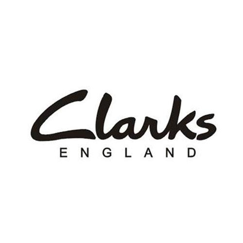 Clarks其乐logo
