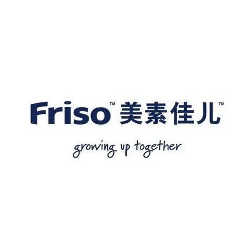 Friso美素佳儿logo