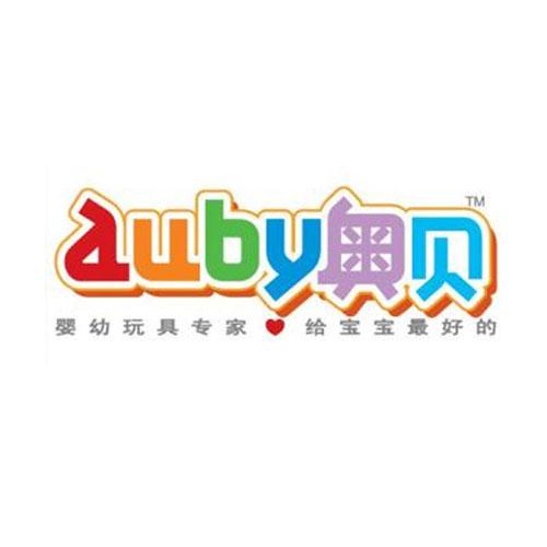 auby澳贝logo