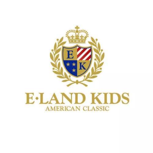 ELANDKIDS衣恋童装logo
