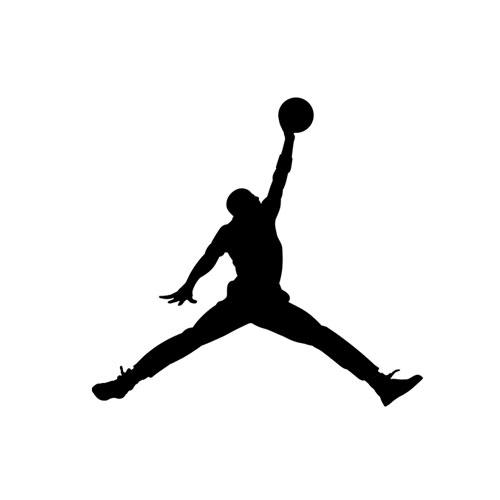 JORDAN耐克乔丹logo