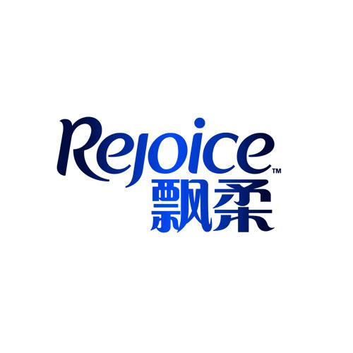 Rejoice飘柔logo