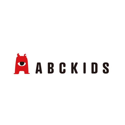 ABCKIDS起步人logo