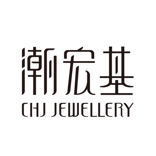 潮宏基珠宝logo