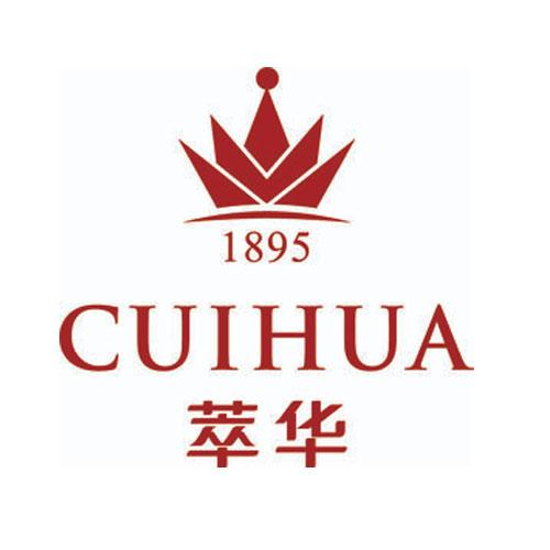 萃华珠宝logo