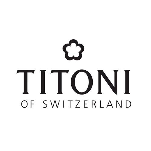 TITONI梅花表logo