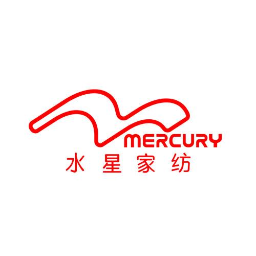水星家纺logo