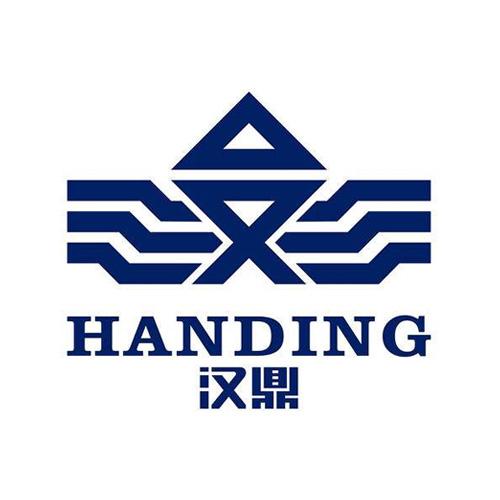 汉鼎鱼竿logo