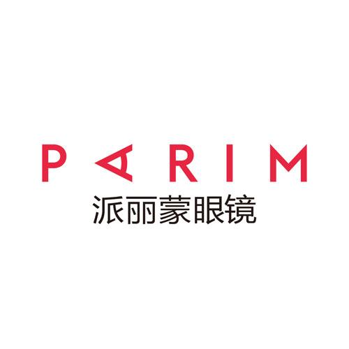 派丽蒙眼镜logo