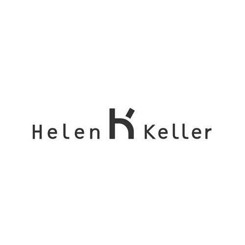 海伦凯勒眼镜logo