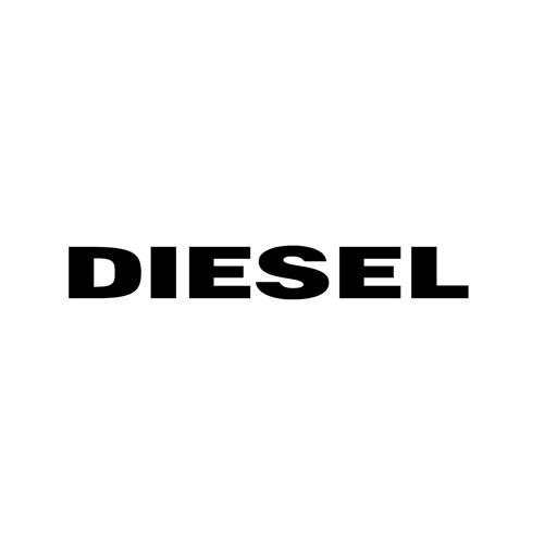 DIESEL迪赛尔logo